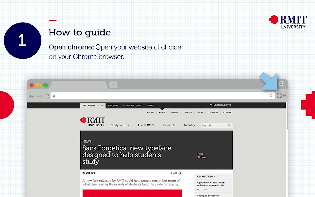 Sans Forgetica: Study Mode by RMIT University