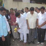 Foundation Stone Laying for Solid Waste Treatment Plant 05-11-2012