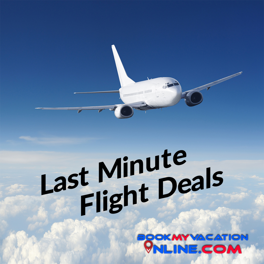 Last Minute Flights Deals