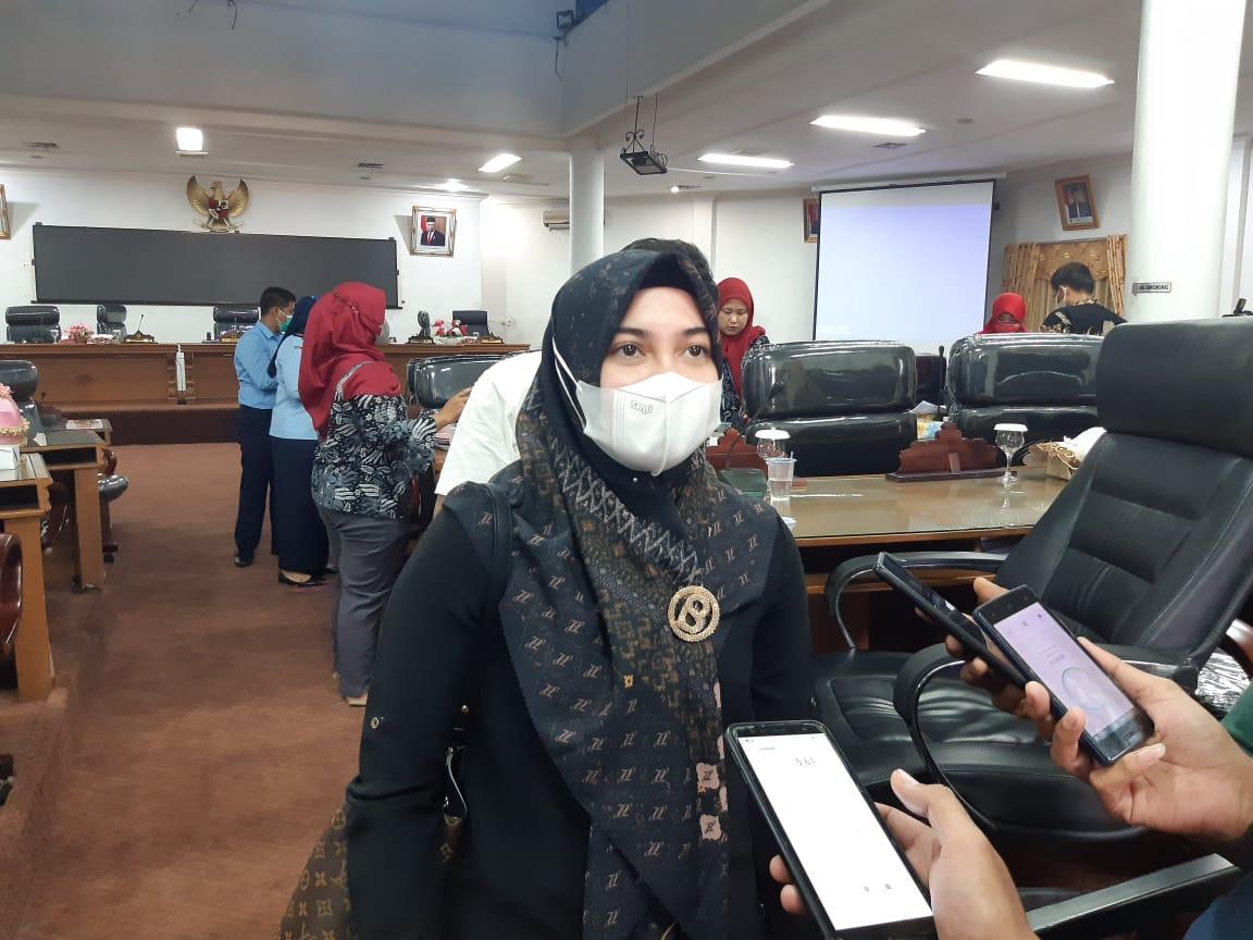 Anita Yasmin Tunjuk Quzwaini Ketua Pansus RPJMD