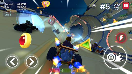 Starlit On Wheels: Super Kart 5