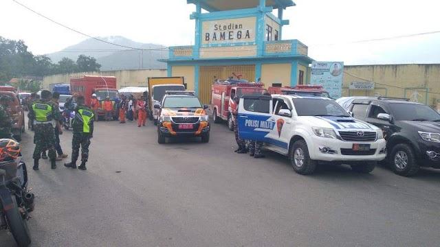Dilepas Sekda Said, 23 Mobil Bantuan Kotabaru Meluncur ke HST