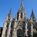 in Barcelona, Barcelona, Spain