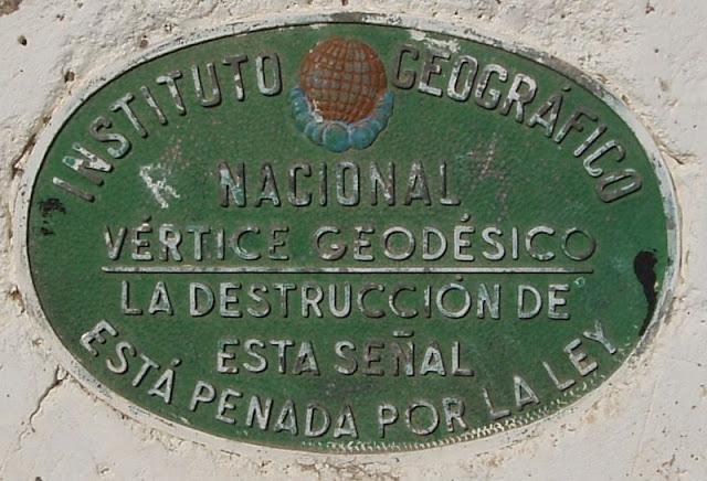 Vértices geodésicos de Asturias