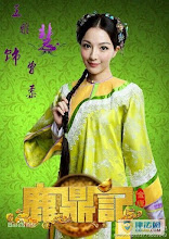 Helen Wang Yahui China Actor