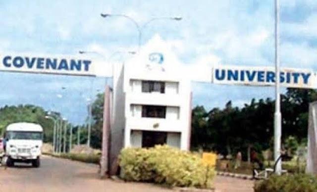 Covenant University ranks top in Nigeria with UI, UNILAG, Edo Varsity on the list