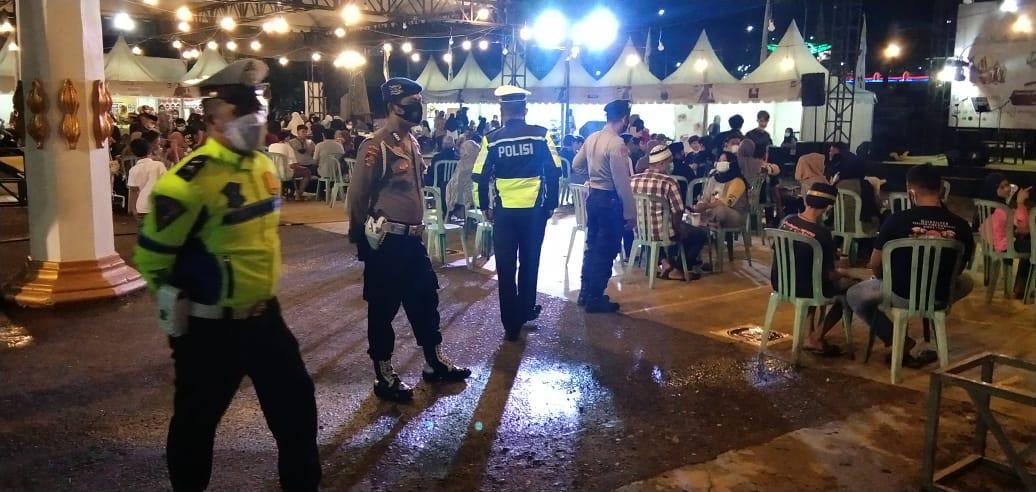 Sebanyak 28 Personil Gabungan Polres Soppeng Dilibatkan Dalam Pengamanan Musda Partai Golkar