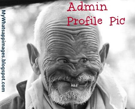 Admin Profile Pic