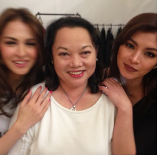 Marian Rivera and Angel Locsin Photos 08-25-2013-02 Marian Rivera  Angel Locsin  Photos