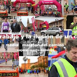 Imágenes y gentes de la Media Maratón del Camino 2010 ( Toño Aguado)