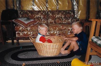 Adam and Noah 2003
