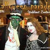 Halloween Parade Stadshart 2015