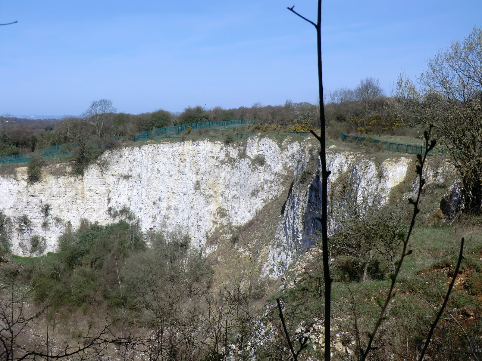 CIMG7586 Riddlesdown Quarry