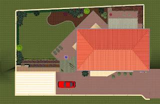 Ideja za uređenje dvorišta