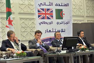 Investissements en Algérie: les Anglais coupent l'herbe sous les pieds des Français !