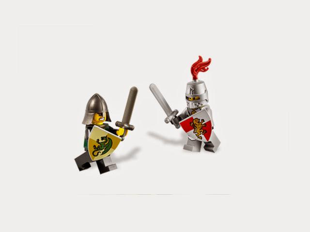 7949 レゴ キングダム ドラゴン・ナイト団の馬車