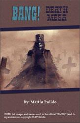 BANG! card game Death Mesa Guidebook