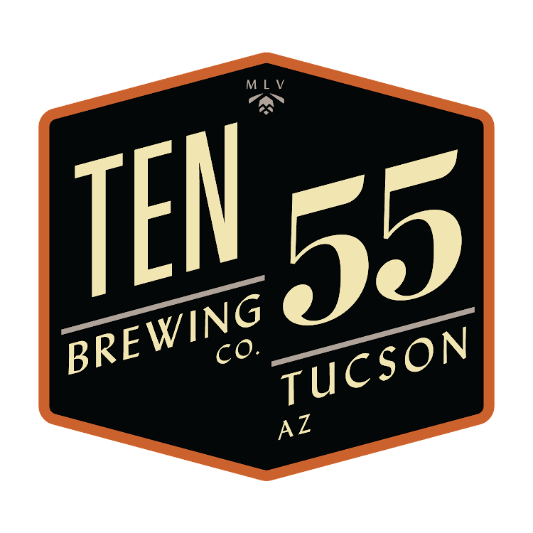 Logo of Ten55 Outpost Hefeweizen