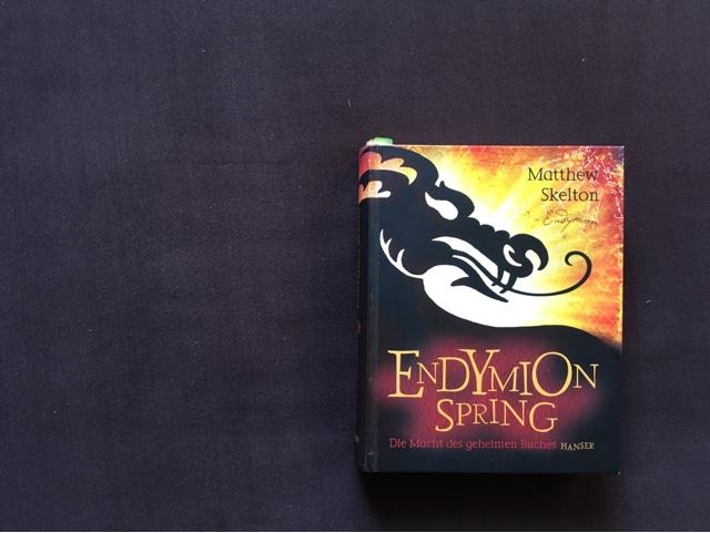 Endymion Spring von Matthew Skelton, Blogparade