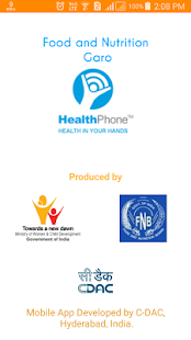FNB Garo HealthPhone- screenshot thumbnail