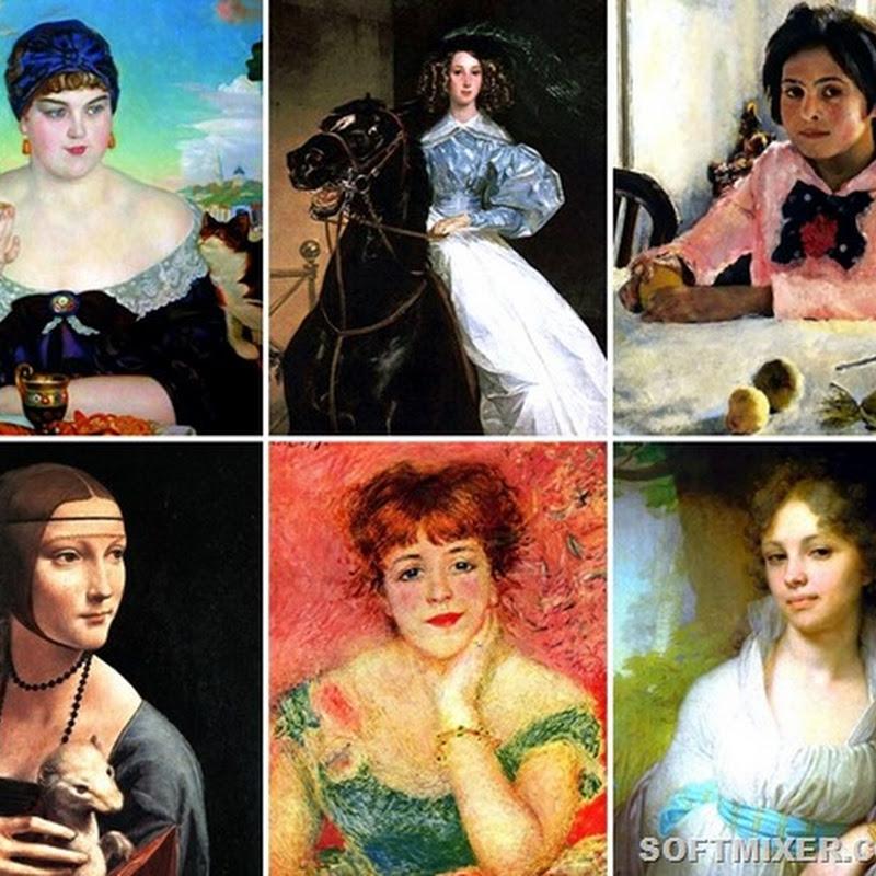 Судьбы женщин со знаменитых картин