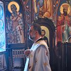 Свети Кирило и Методије, манастир Острог 24 мај 2014. године