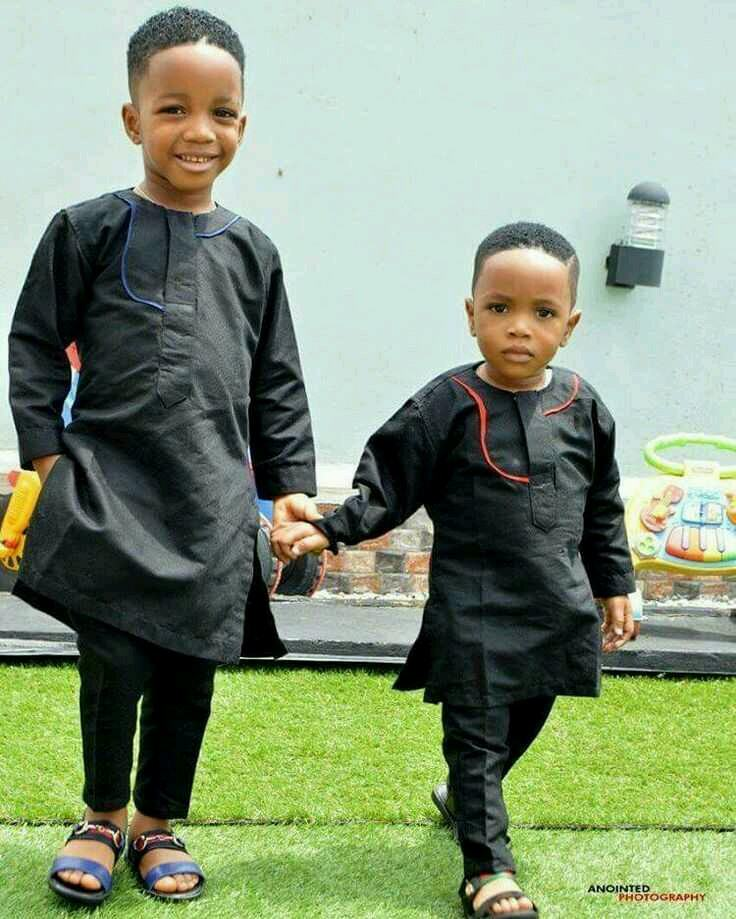 Agbada Styles For Children 2017 2018