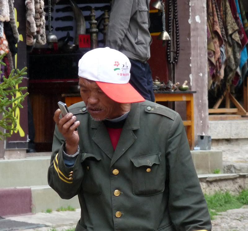 Chine.Yunnan. Ganten Sumtsenling Monastery, Shangri la - P1260126.JPG