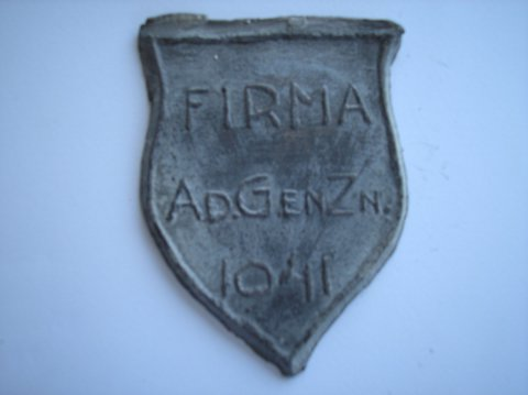 Naam: A de Graaff & ZnPlaats: HaarlemJaartal: 1941