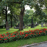 Begraafplaats in Trondheim