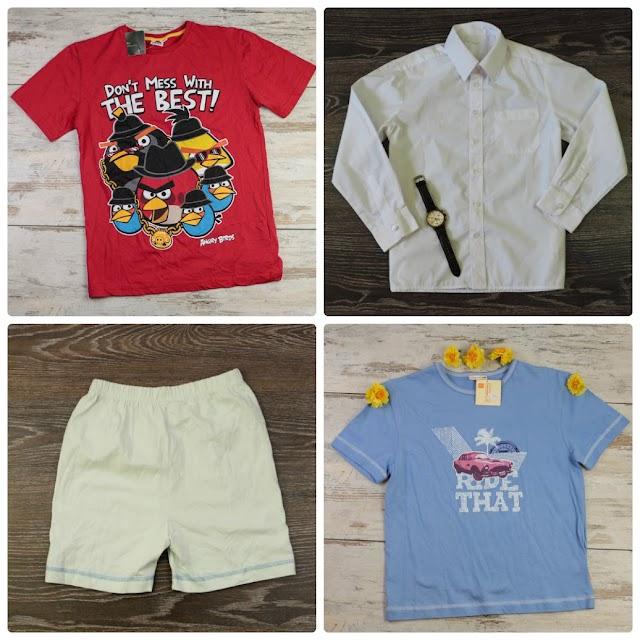 Одежда для мальчика (возраст 11-13 лет)