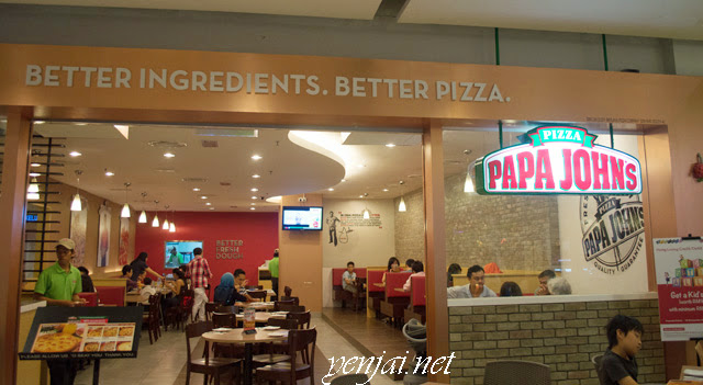 papa john's pizza Ikano Power Centre IPC