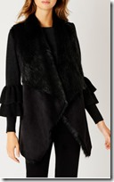 Coast Faux Fur Gilet