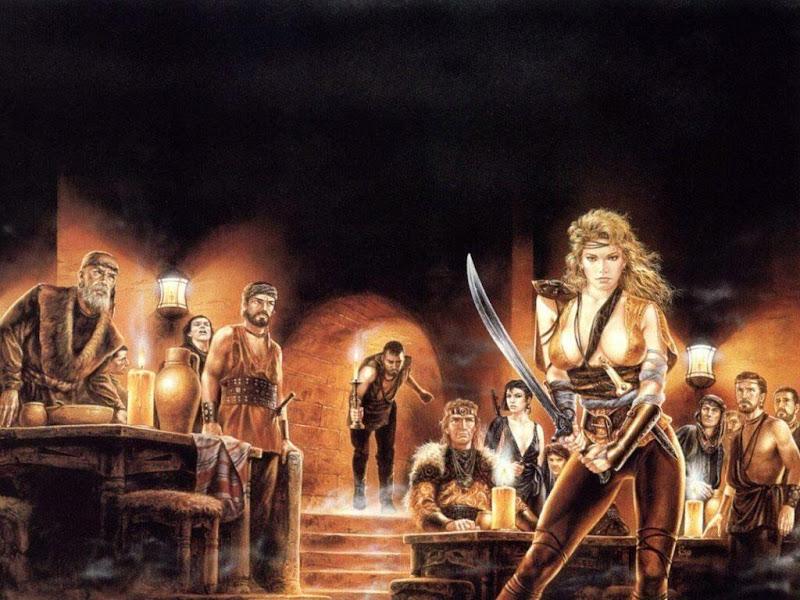 Fine Guard Of Doom, Magick Warriors 3