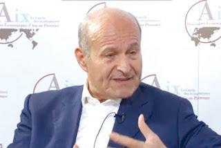 """Journées économiques d'Aix-En-Provence Rebrab : """"La colocalisation permet la création de groupes compétitifs"""""""
