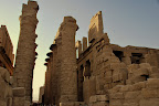 Karnak is the largest ancient religious site in the world.
