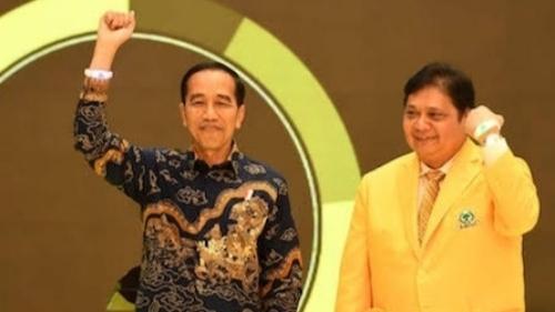 Bukan PDIP Atau Nasdem, Tapi Golkar yang Paling Militan Dukung Jokowi-Maruf Amin