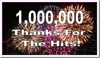 1 million thanks
