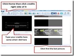 Create Credits