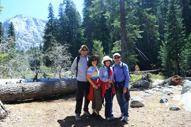 KM San Jose thăm Sequoia/Kings Canyon h11