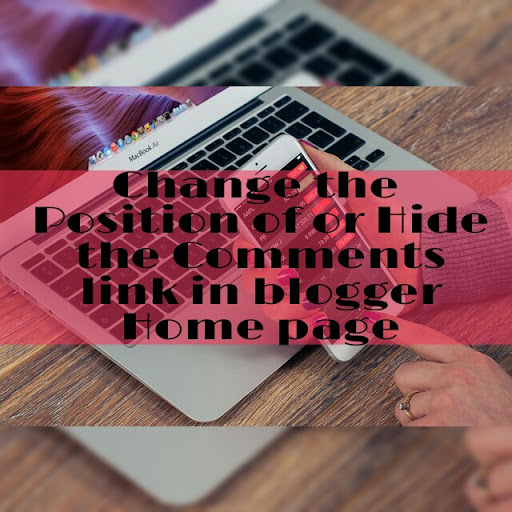 Blogger Comments