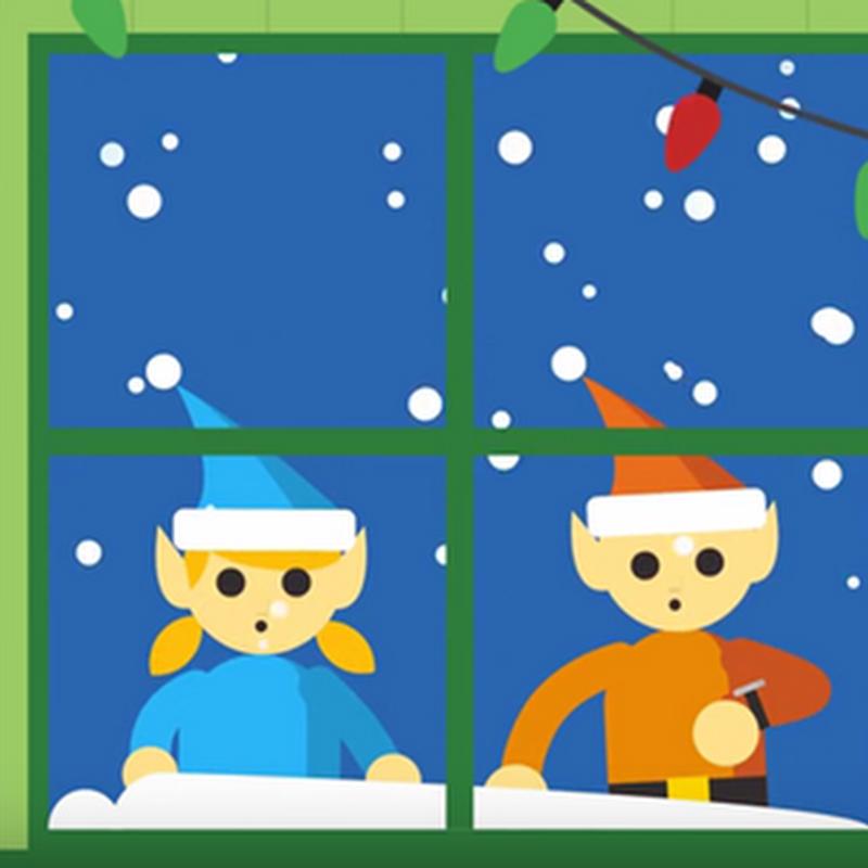 Sigue a Papá Noel con Google Maps
