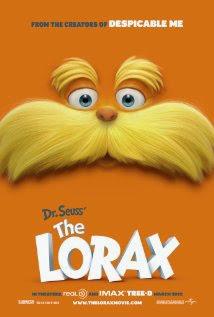 El Lórax: En busca de la trúfula perdida (2012)