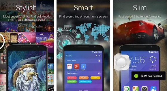GO Launcher -Theme & Wallpaper Prime VIP Apk v1.13 Paid