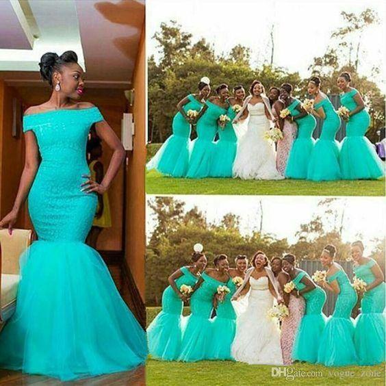 Amazing Long Stunning Sepedi Wedding Dresses 2018 3