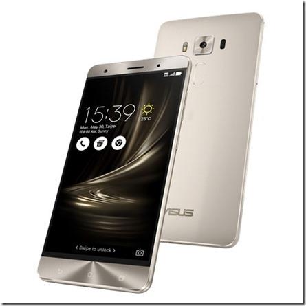 Harga Asus Zenfone 3 Deluxe ZS570KL Spesifikasi
