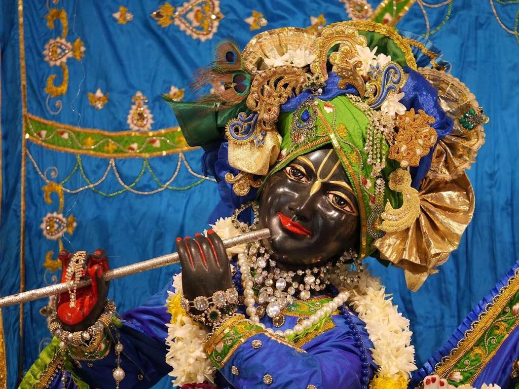 ISKCON New Govardhana Deity Darshan 09 Dec 2015 (17)