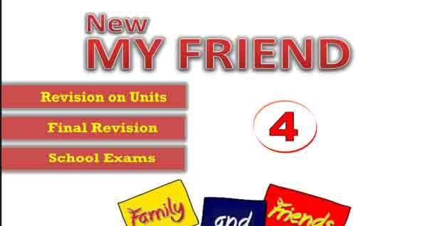 تحميل المراجعة النهائية family and friends 2 للصف الرابع الابتدائي من كتاب ماي فريند للفصل الدراسي الثاني 2021