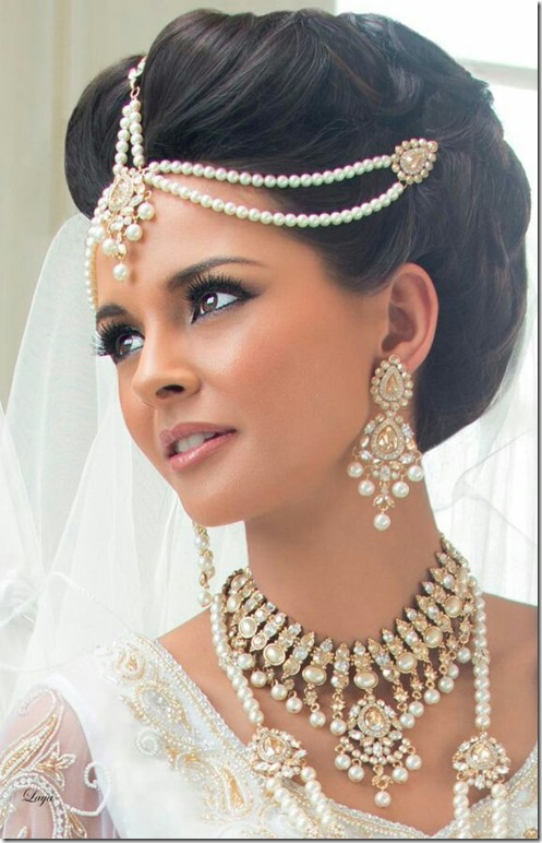 Indian Wedding Hairstyles (86)