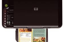 Download HP Deskjet F4580 lazer printer driver